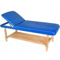 """Стационарный массажный стол деревянный """"FIX-1A"""""""